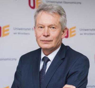 prof Andrzej Kaleta - Rektor UE - ambasador projektu Bez Mikro Nie Ma Makro